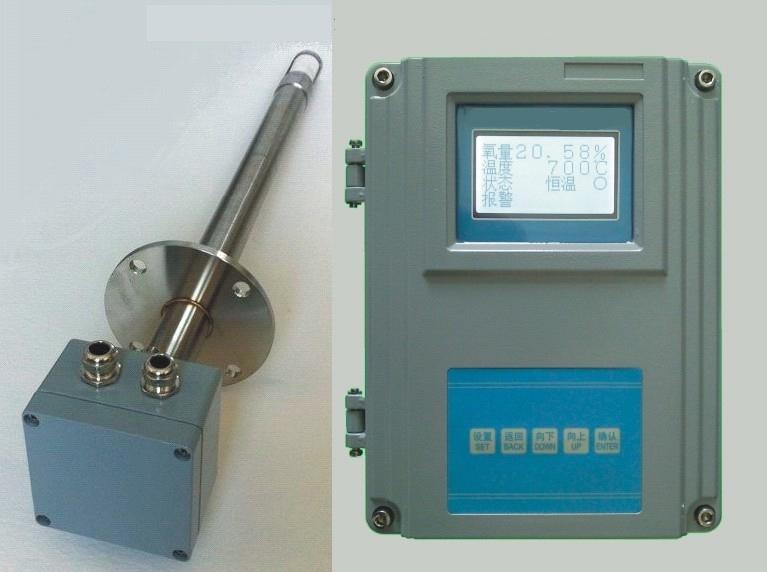 氧化(hua)鋯氧含量分析儀